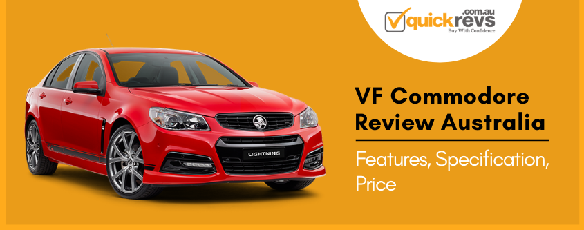 VF Commodore Review Australia