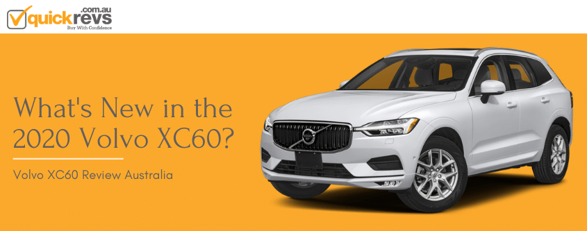 Volvo xc60 review Australia