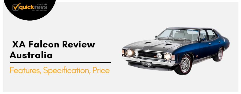 XA Falcon Review Australia