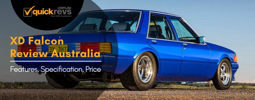 XD Falcon Review Australia