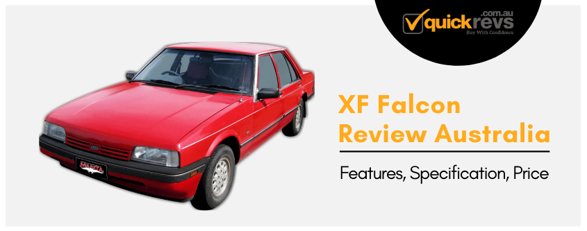XF Falcon Review Australia