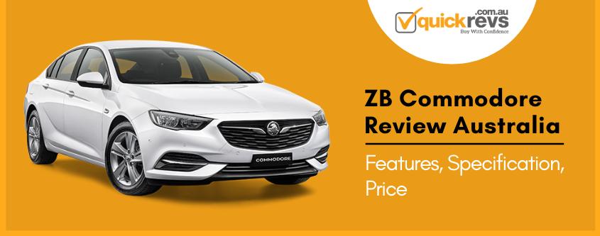 ZB Commodore Review Australia