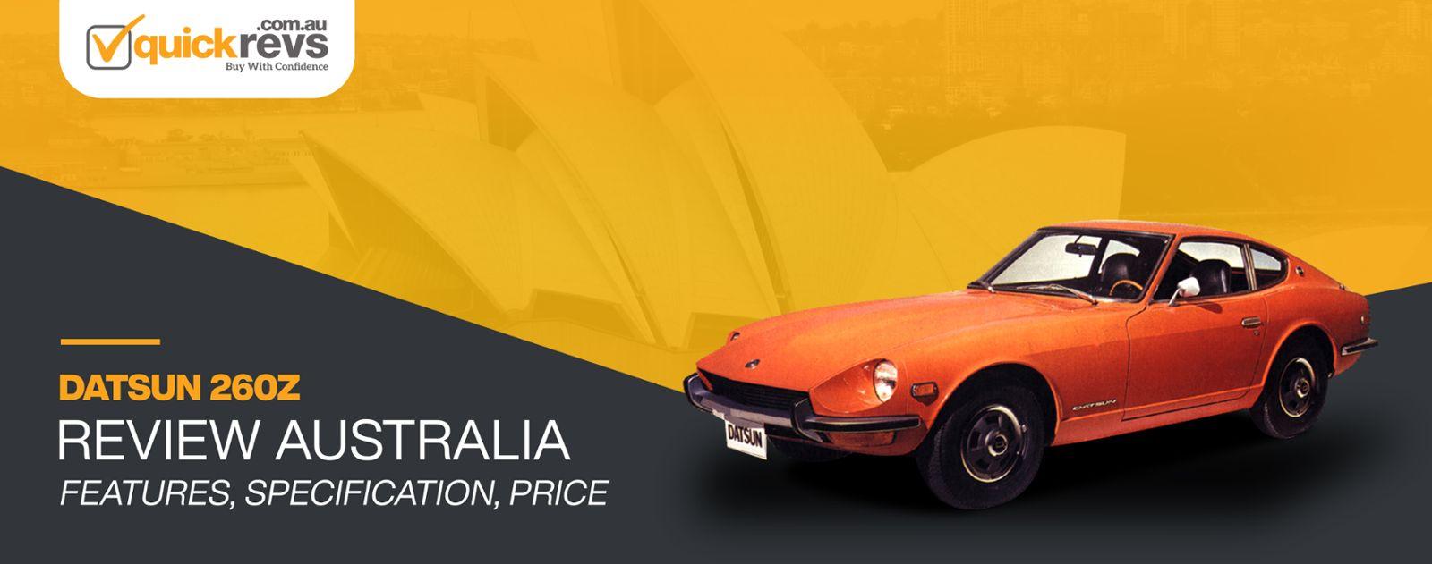 Datsun 260z Review Australia