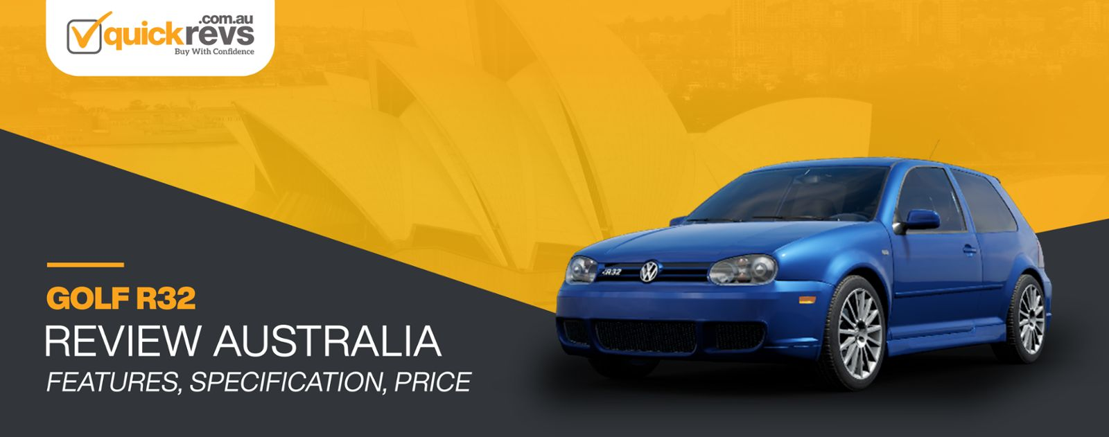 Golf R32 Review Australia