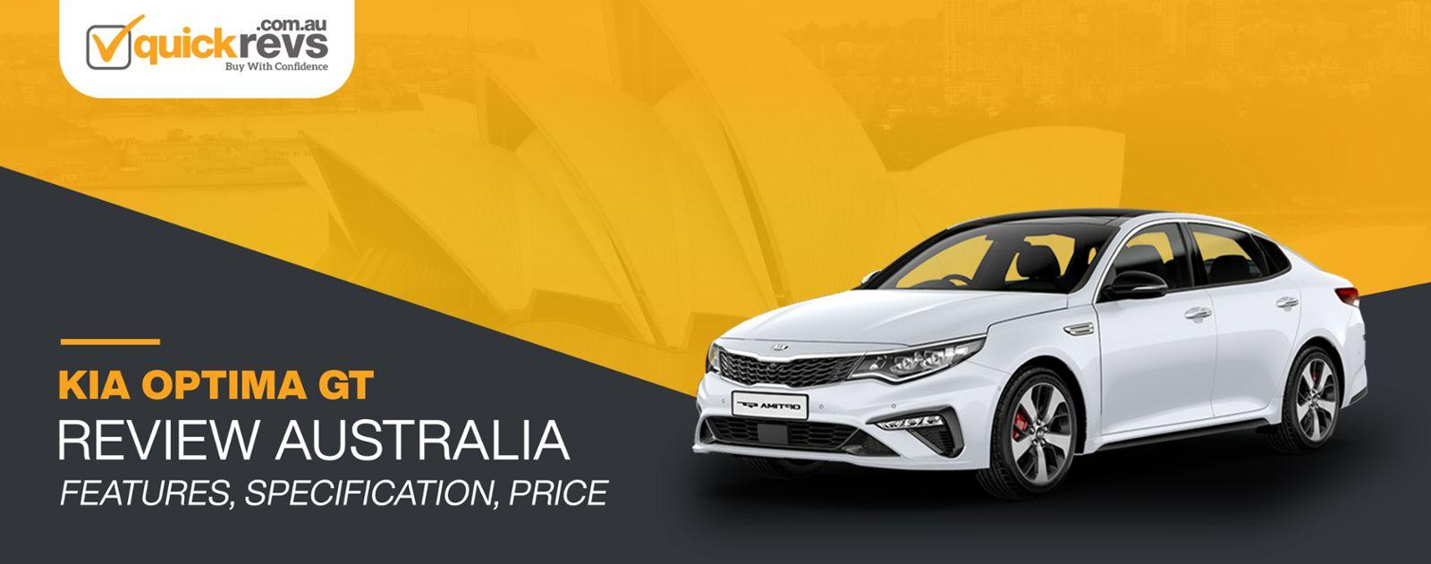 Kia Optima GT Review Australia