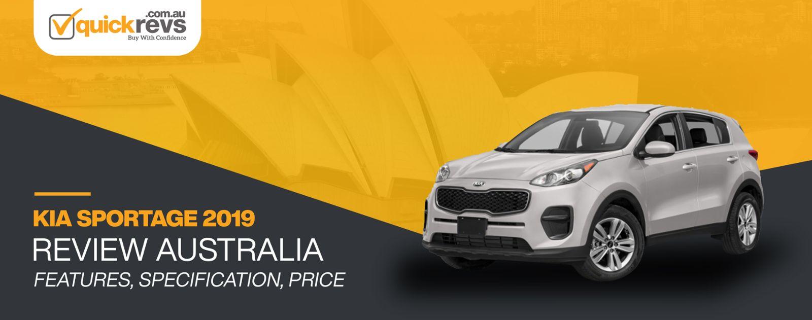 Kia Sportage 2019 Review Australia