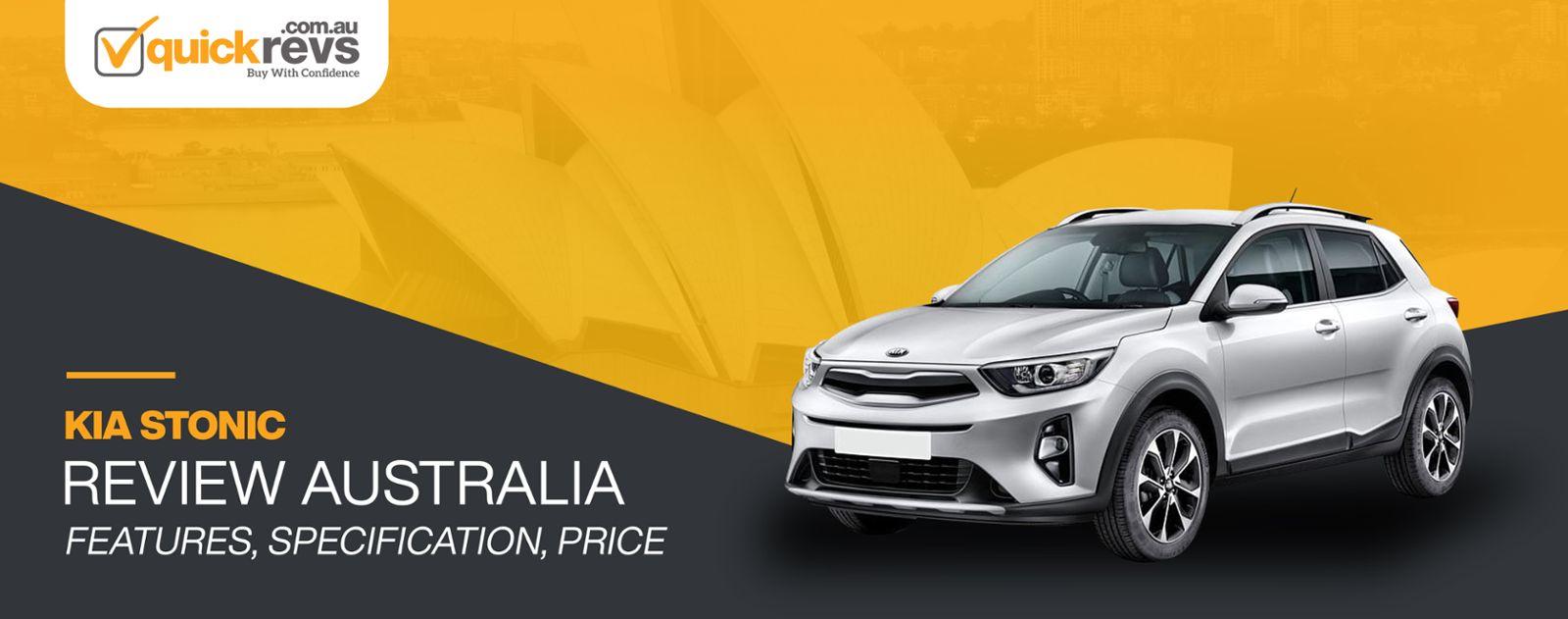 Kia Stonic Review Australia
