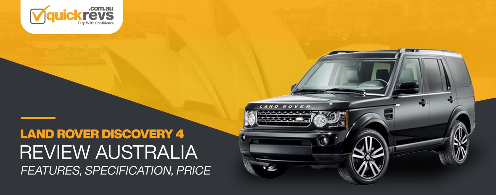 Land Rover Discovery 4 Review Australia