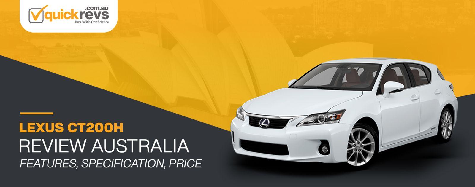Lexus ct200h Review Australia