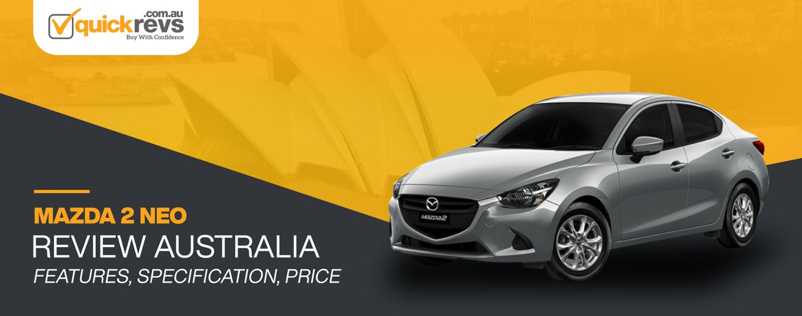 Mazda 2 Neo Review Australia | Features, Specification, Price