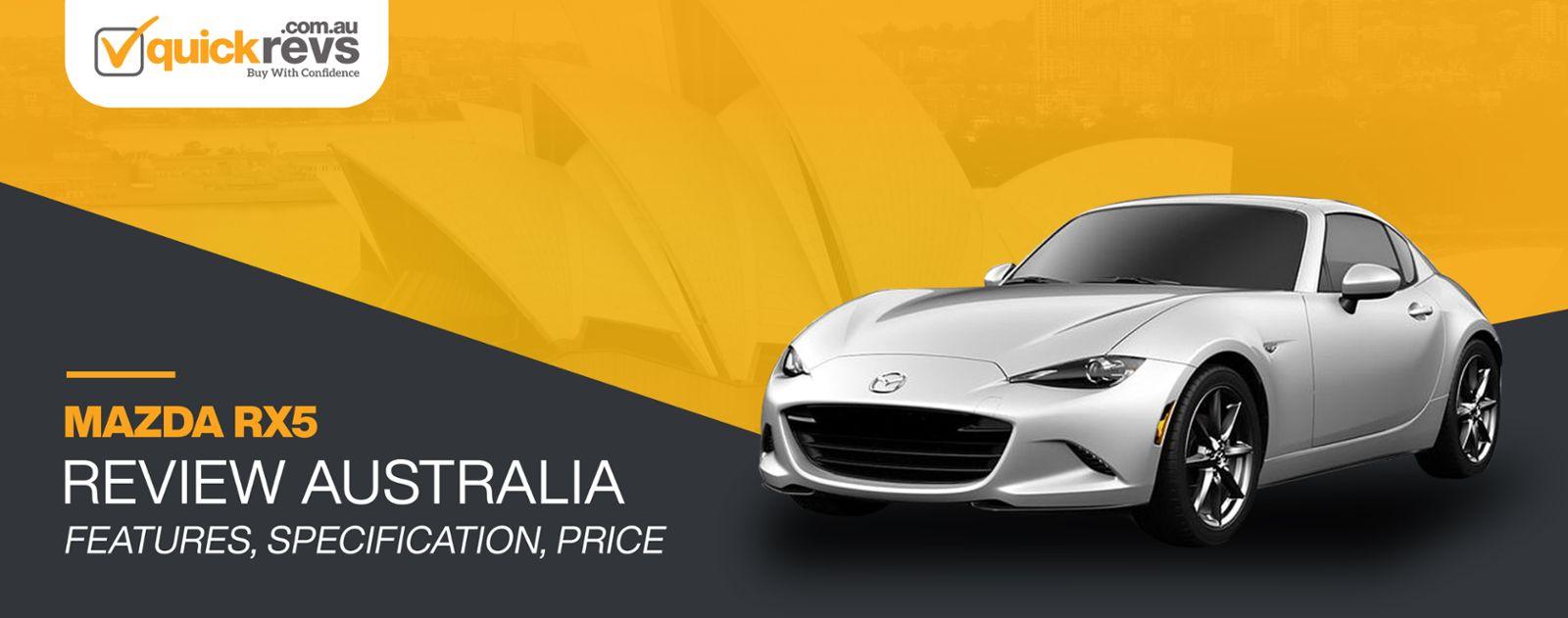 Mazda RX5 Review Australia
