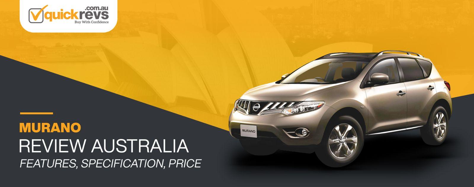 Nissan Murano Review Australia