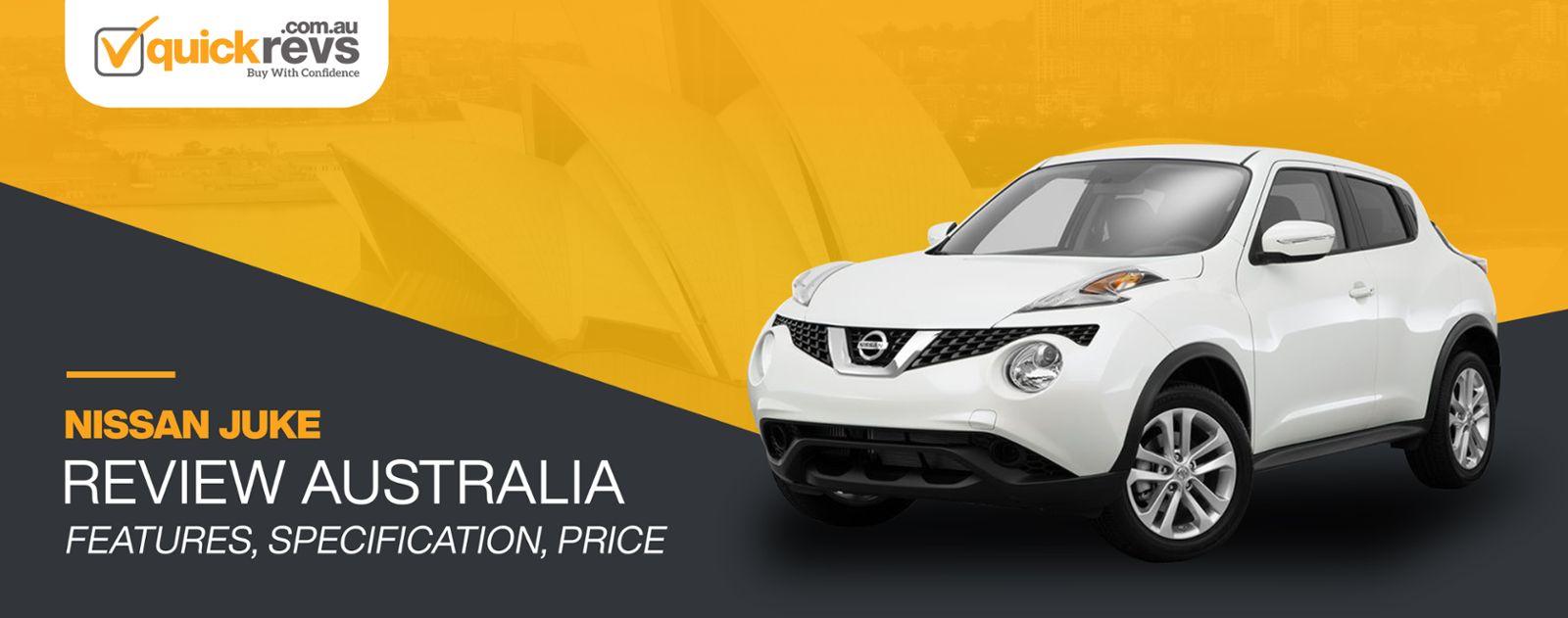 Nissan Juke Review Australia