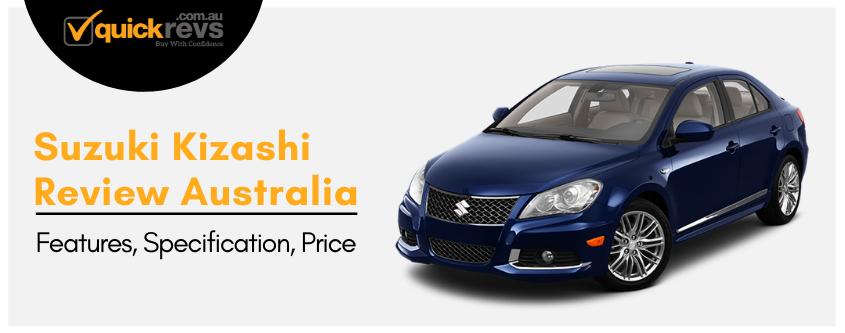 Suzuki Kizashi Review Australia