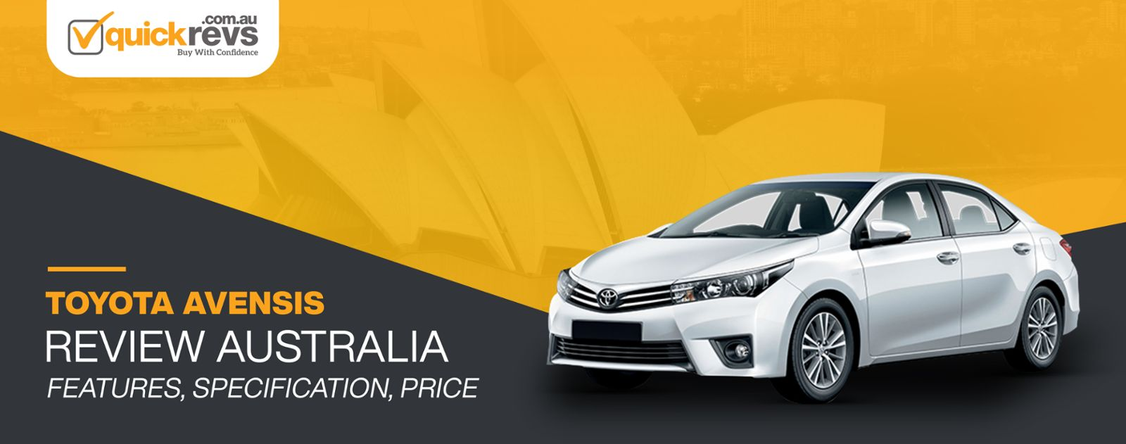 Toyota Avensis Review Australia