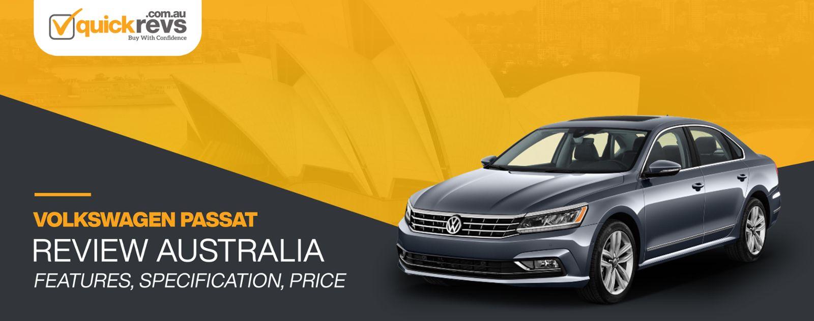 Volkswagen Passat Review Australia