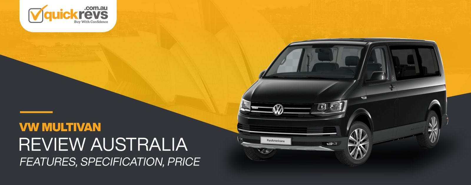 VW Multivan Review Australia