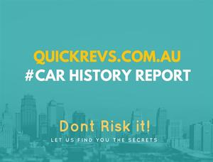 Did you apply for revs check report?